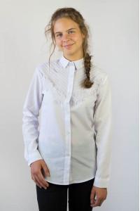 Блуза школьная 175-11692