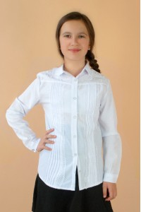 Блуза школьная 175-11693