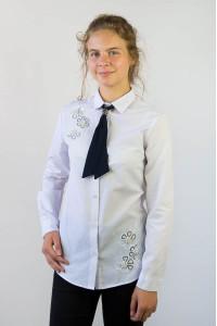 Блуза школьная 175-11697