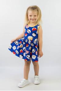 Платье для девочки 19377