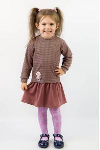 Платье для девочки 300-435