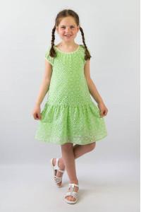 Платье для девочки 300-884