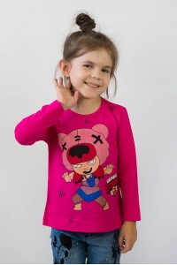 Джемпер для девочки 503-035-1
