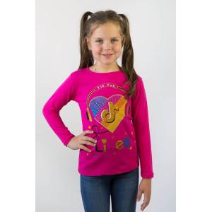 Джемпер для девочек 503-037-1