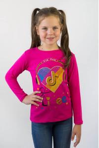 Джемпер для девочки 503-037-1