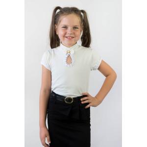 Блуза школьная для девочки 503-040
