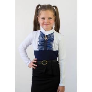 Блуза школьная для девочки 503-042