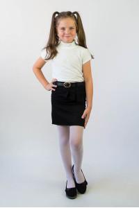 Юбка школьная для девочки 503-048